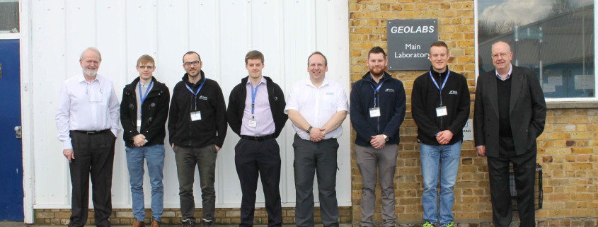 CGL visit to Geolabs