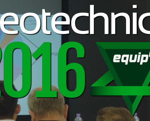 Geolabs at Geotechnica 2016